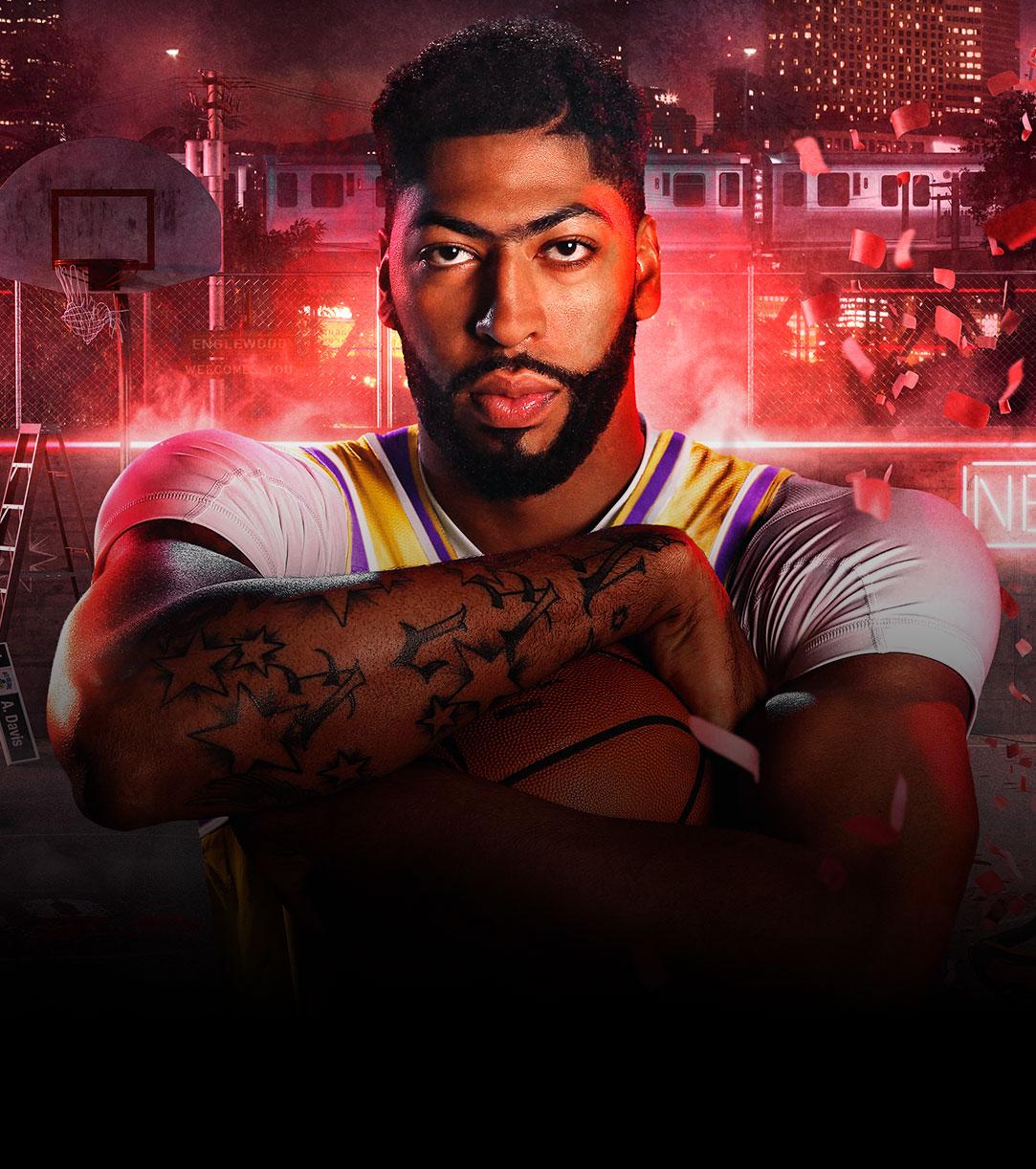 NBA2k20 boxart