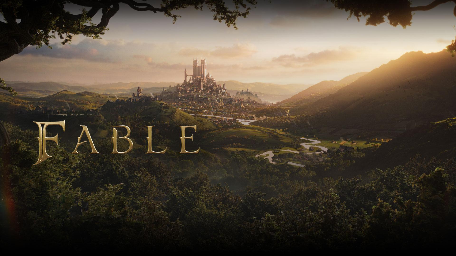 Fable,一座經過森林和山谷的城市