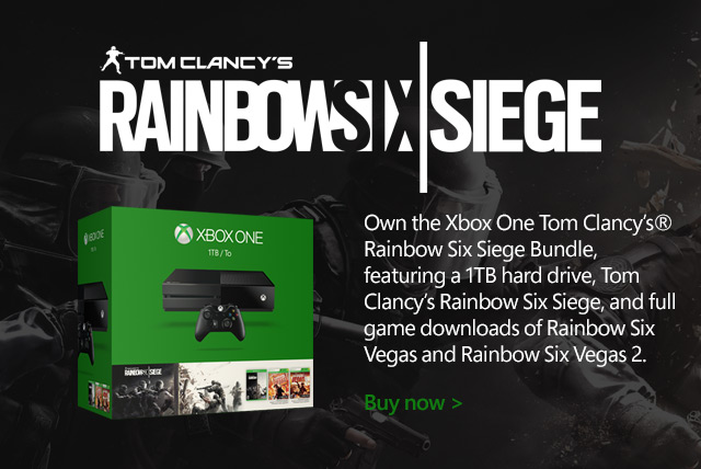Rainbow 6 Bundle