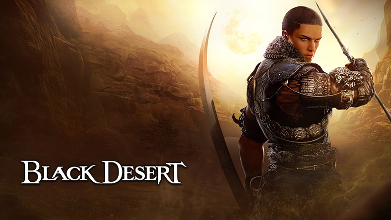Black Desert box art.