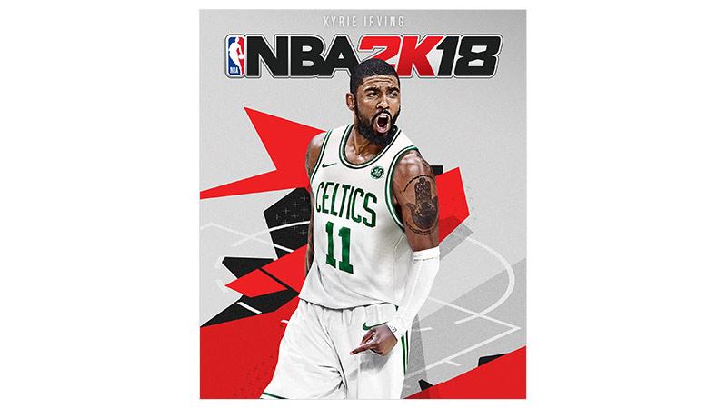 NBA 2K18 Standard Edition