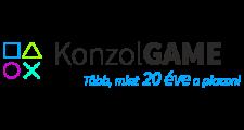KonzolGame embléma