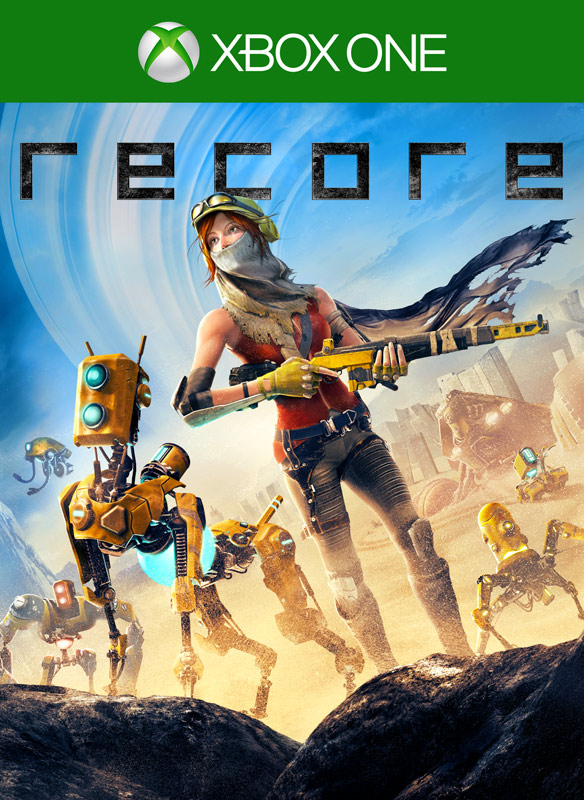 ReCore: Definitive Edition boxshot