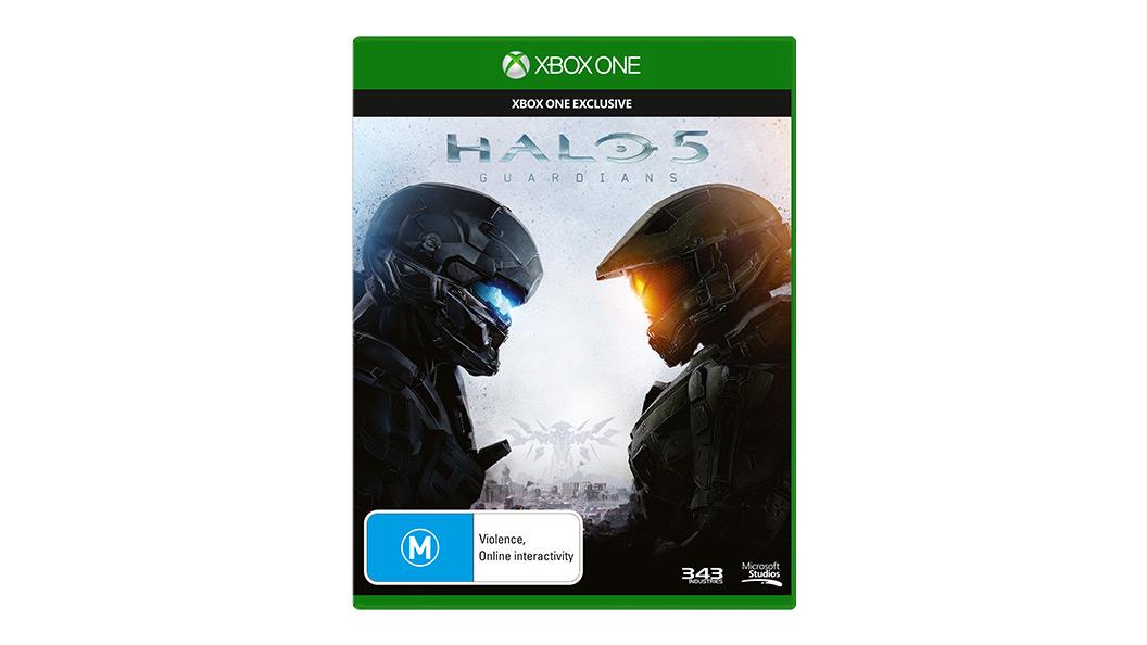 Halo 5 box shot