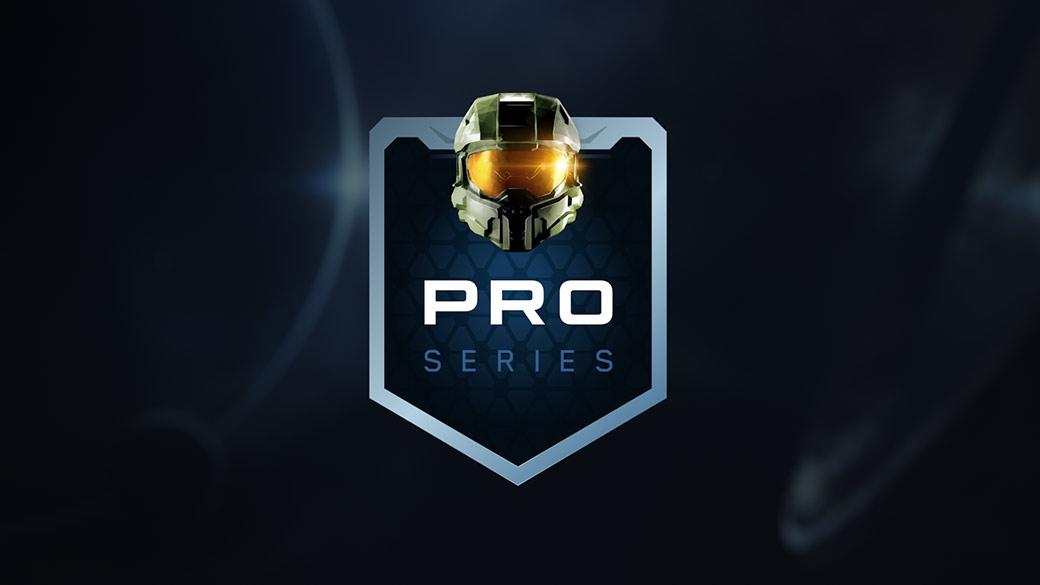 Halo: MCC Pro Series logo