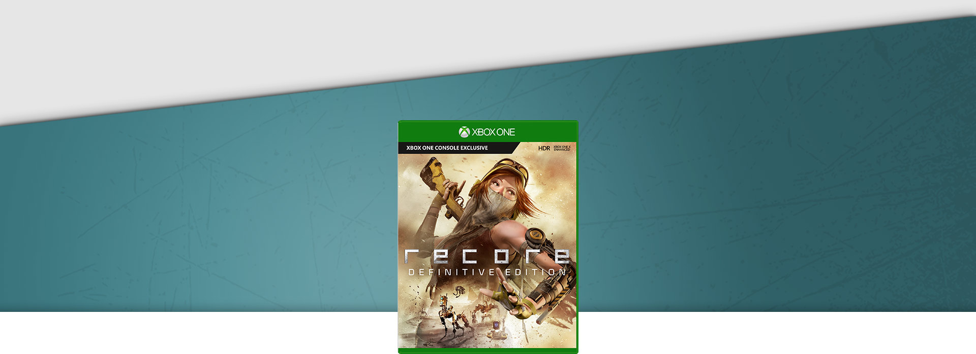 ReCore Definitive Edition boxshot