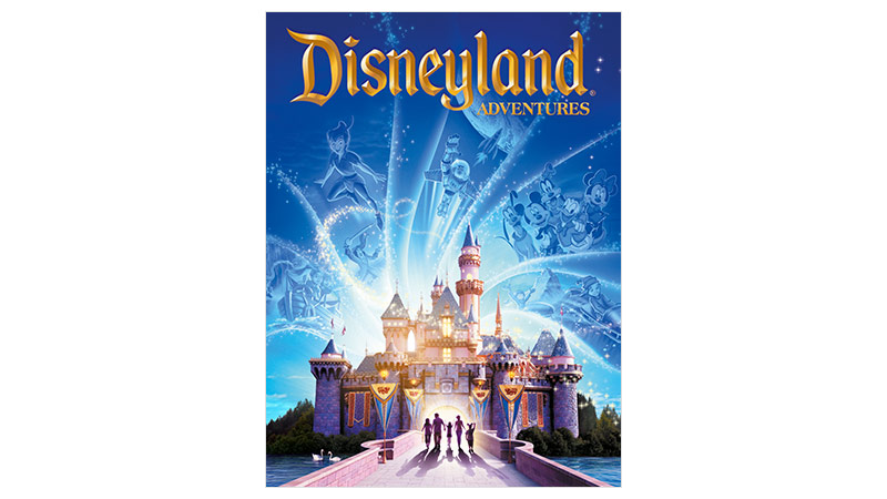Disneyland Adventures Standard edition boxshot