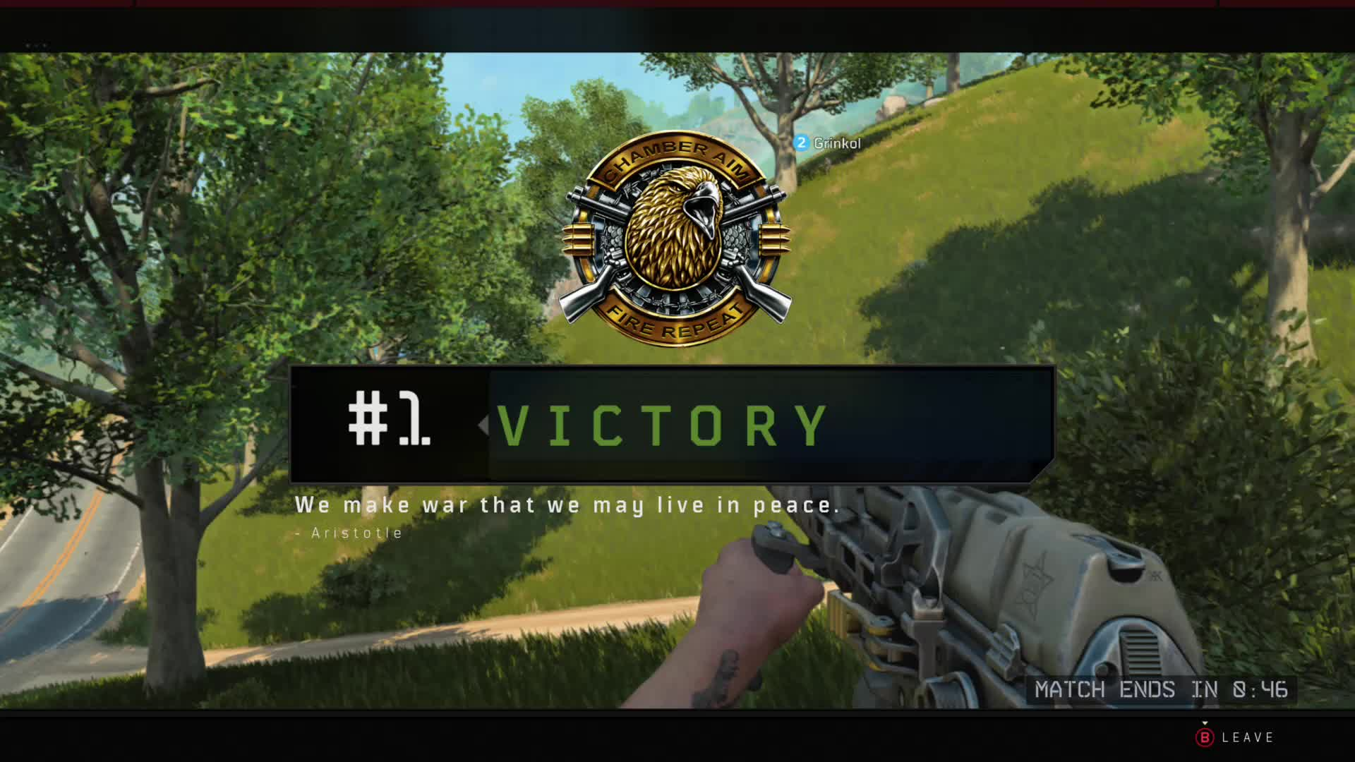 Video stream snapshot from HypeZoneBlackOps4: 24/7 Blackout Battle Royale