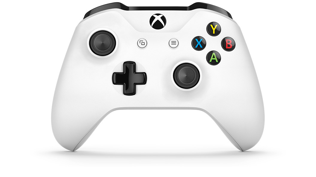 Stillshot of Xbox Wireless Controller rotating 360 degrees