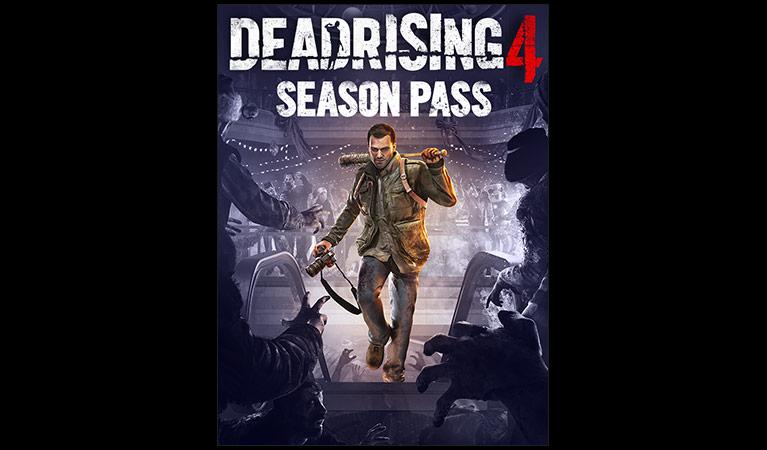 Imagen de la caja de pase de temporada de Dead Rising 4