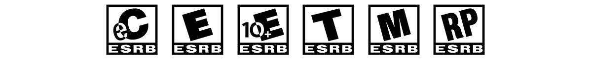 Logotipo de ESRB