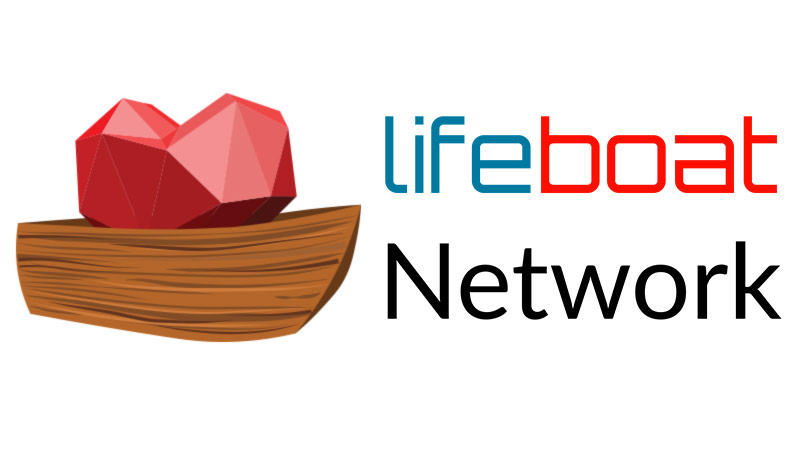 Minecraft Lifeboat Network logo