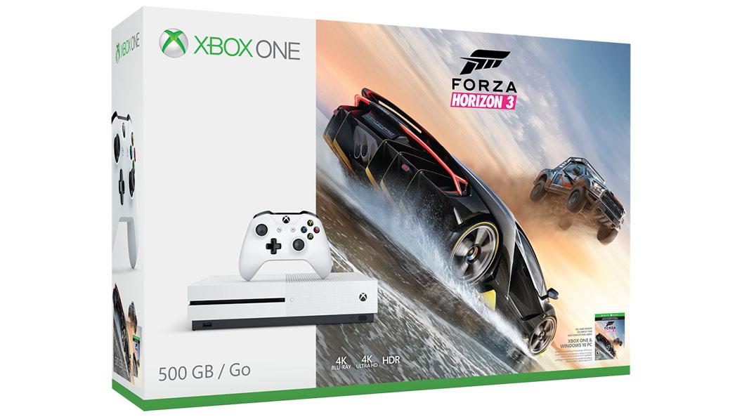Forza Horizon 3 csomag dobozának képe