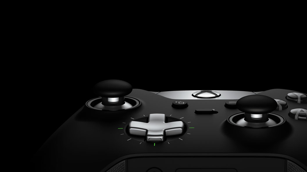 Elite Wireless Controller Interchangeable Thumbsticks