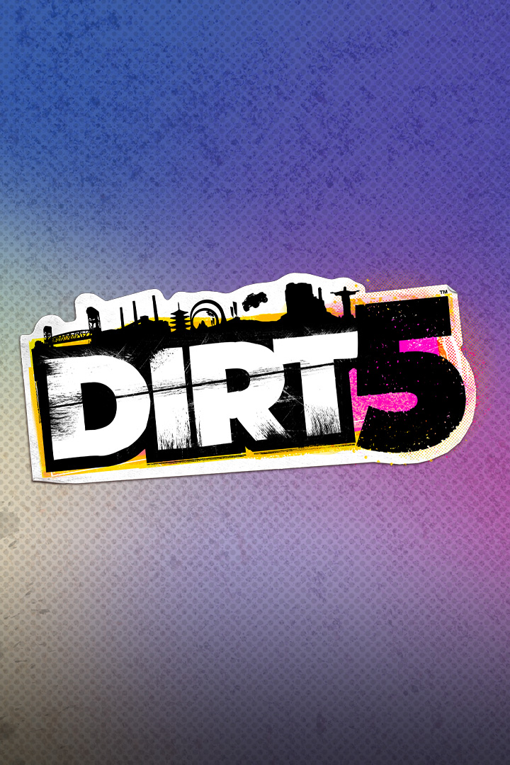 DIRT 5 coverbilde
