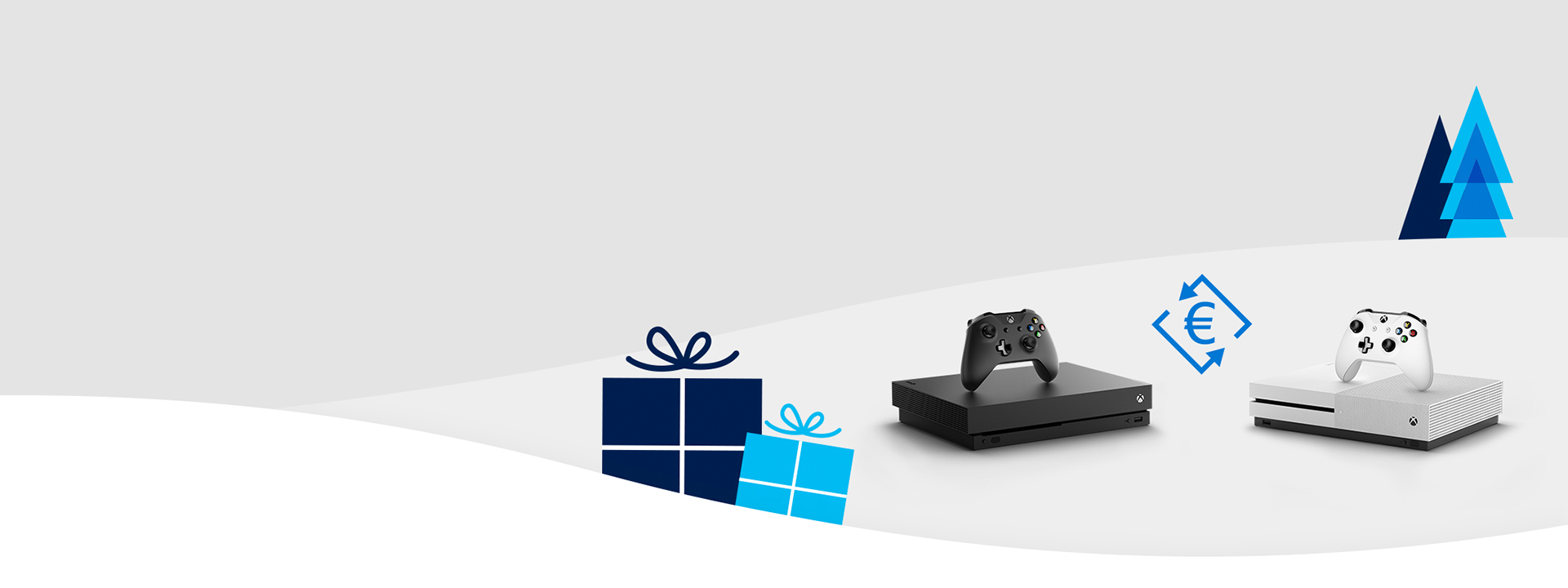 Upgrade auf Xbox One X