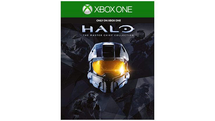 Halo: The Master Chief Collection boxshot