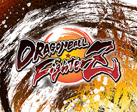 Dragon Ball FighterZ, Sfondo con linee contorte