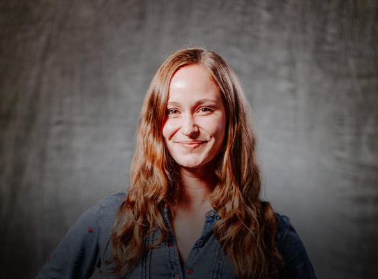 Portrait of Susie Tinker
