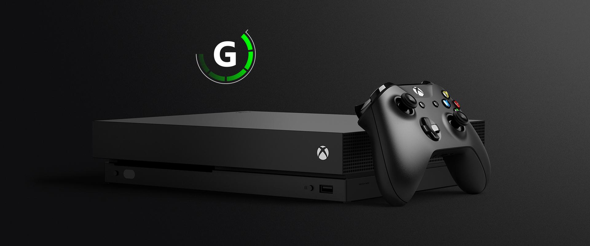 Défi Gamerscore XboxOneX