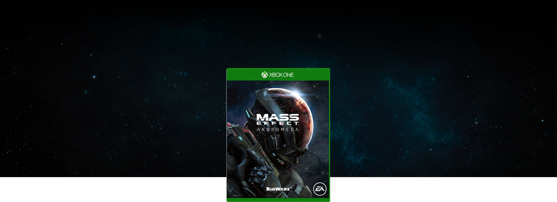 Mass Effect Andromeda-coverbillede