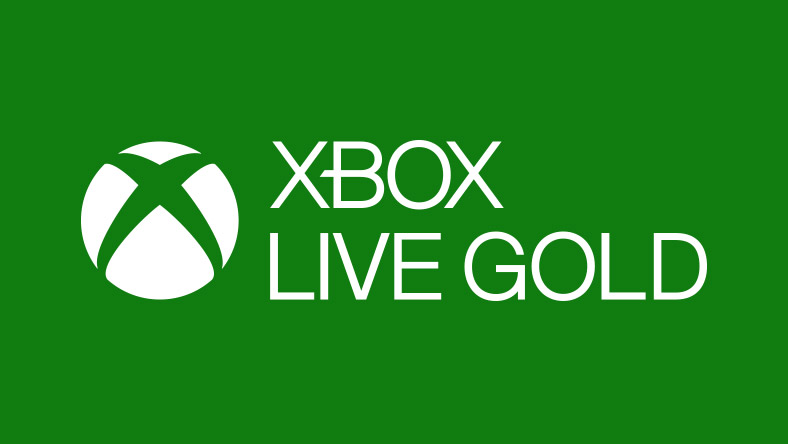 Logo de Xbox Live Gold
