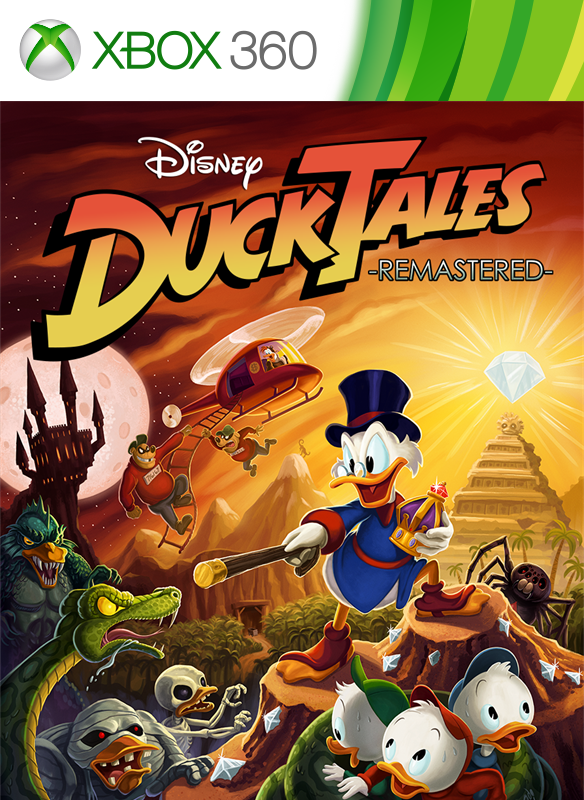 DuckTales Remastered boxshot