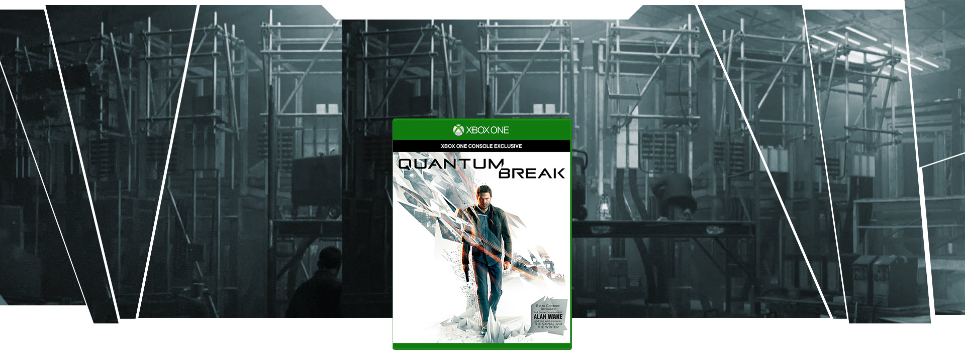 Boxshot του Quantum Break