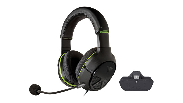 Turtle Beach Ear Force XO FOUR Stealth High-Performance Gaming Headset