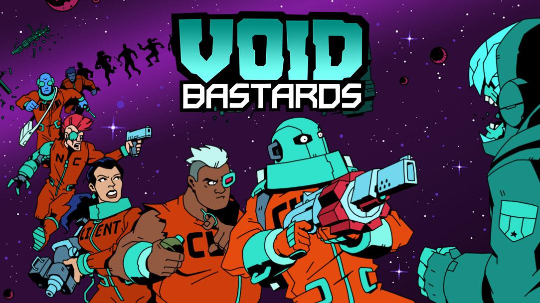 Void Bastards graphic