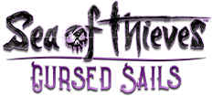Sea of Thieves: Cursed Sails logosu