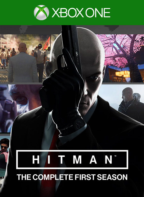 HITMAN™ - The Complete First Season  boxshot