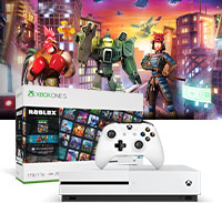 Xbox One S Roblox Bundle 1tb Xbox