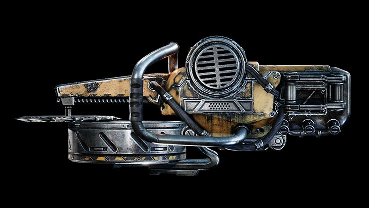 Buzzkill weapon