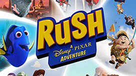 Rush : A Disney•Pixar Adventure