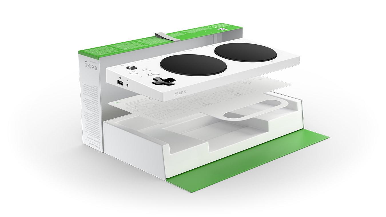Xbox Adaptive Controller   Xbox