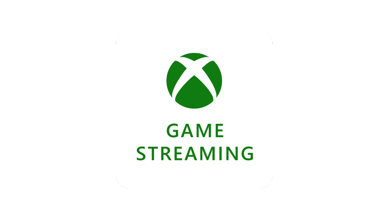 Xbox Game Streaming 앱 아이콘