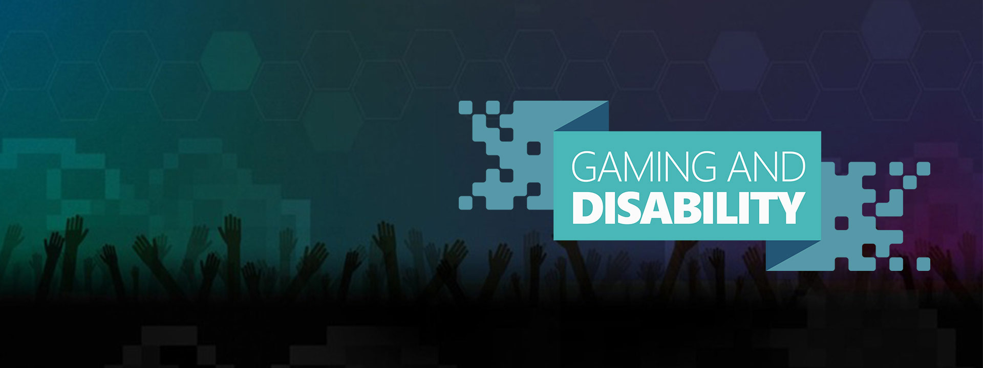 Gaming & Disability Event Logo