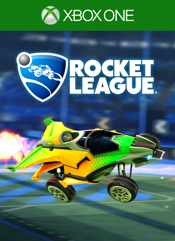 Rocket League® ⎼ Aftershock