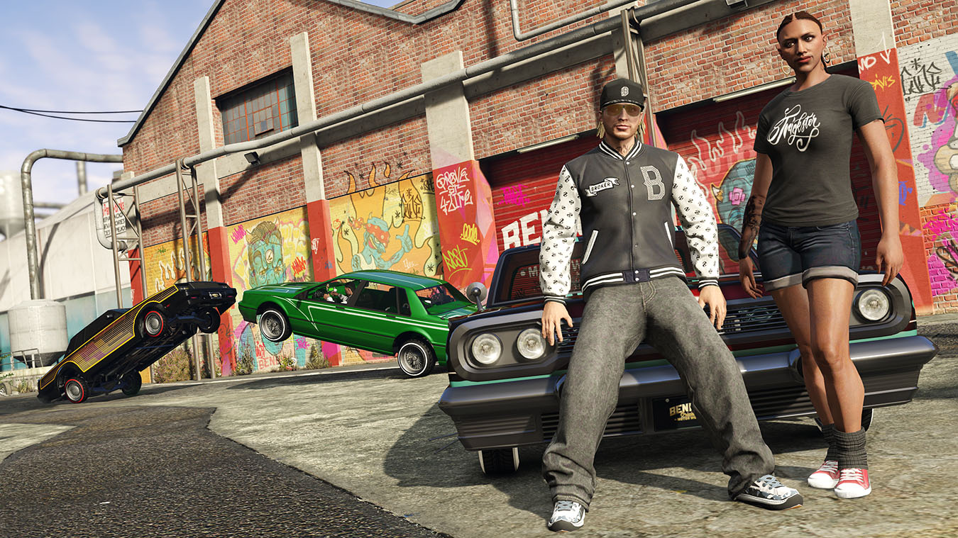 Grand Theft Auto 5 dating sivusto dating site johtajille