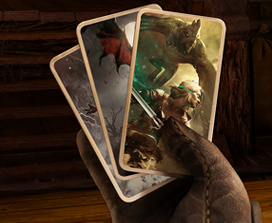 Witcher 3 Ballad Heroes Neutral Gwent Card Set