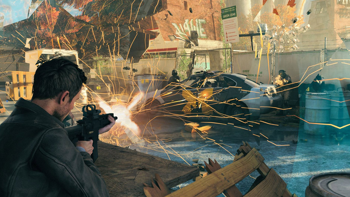 Screenshot 9 di Quantum Break