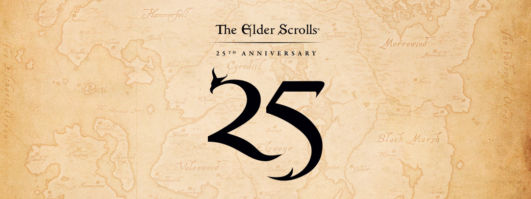 Elder Scrolls 25th Anniversary Sale