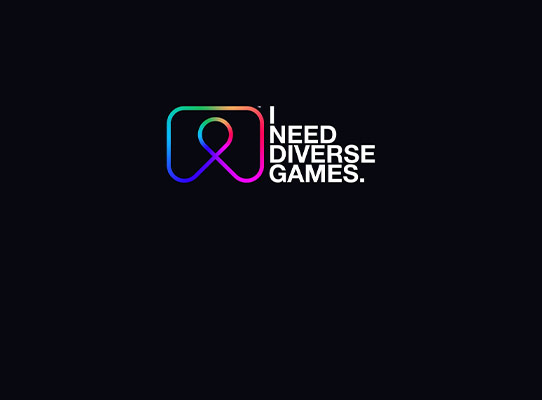 I Need Diverse Games logo