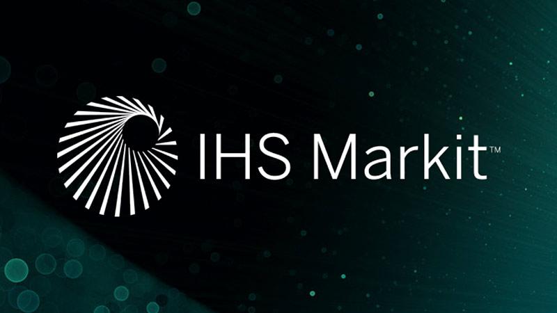 IHS market logo