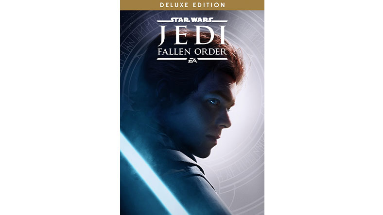 Star Wars Jedi: Fallen Order game box shot