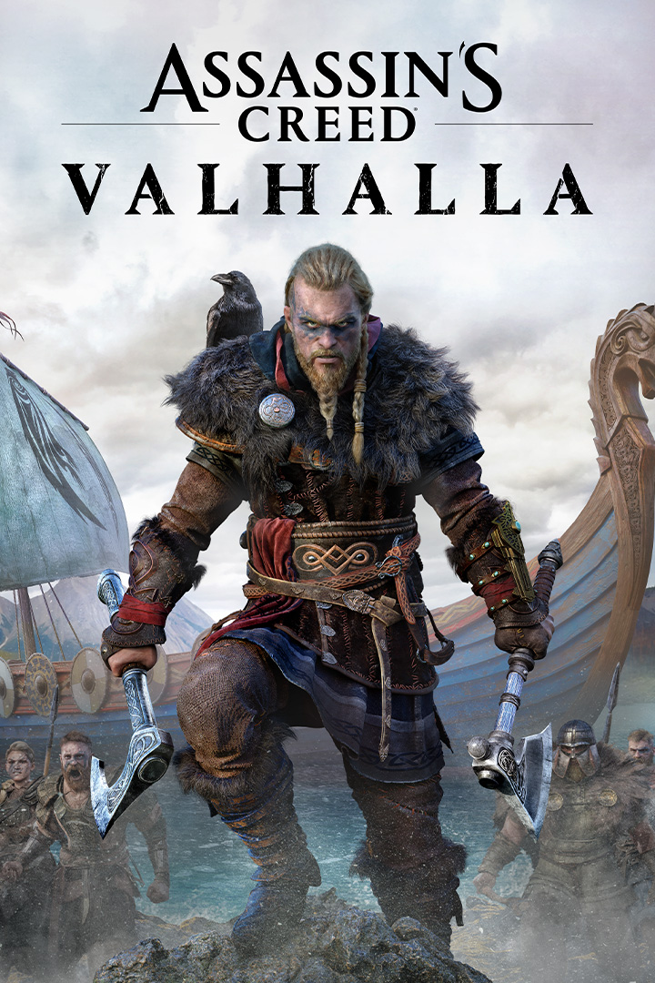 Assassin's Creed Valhalla coverbilde