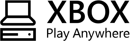 Xbox Play Anywhere logo