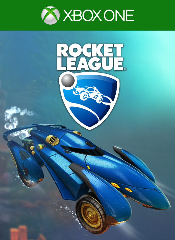 Rocket League® ⎼ Triton