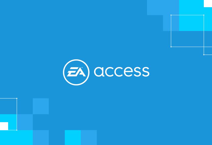 Logo de EA Access